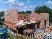 Mobostav stavba rodinný dům